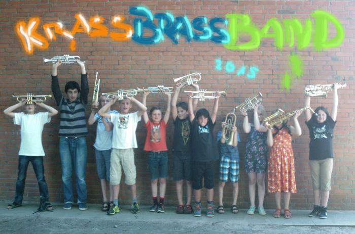 krass brass band