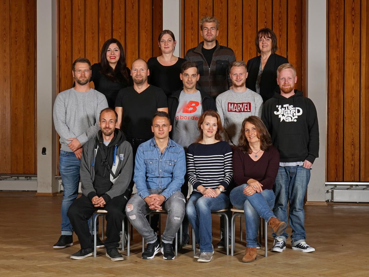 Das GBS - Team